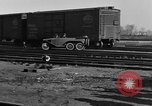Image of 6-wheeled car Detroit Michigan USA, 1931, second 50 stock footage video 65675070928