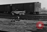 Image of 6-wheeled car Detroit Michigan USA, 1931, second 51 stock footage video 65675070928