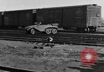 Image of 6-wheeled car Detroit Michigan USA, 1931, second 52 stock footage video 65675070928