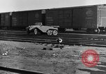 Image of 6-wheeled car Detroit Michigan USA, 1931, second 53 stock footage video 65675070928