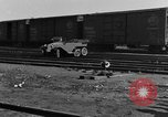 Image of 6-wheeled car Detroit Michigan USA, 1931, second 54 stock footage video 65675070928