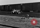 Image of 6-wheeled car Detroit Michigan USA, 1931, second 55 stock footage video 65675070928