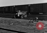 Image of 6-wheeled car Detroit Michigan USA, 1931, second 59 stock footage video 65675070928