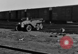 Image of 6-wheeled car Detroit Michigan USA, 1931, second 60 stock footage video 65675070928