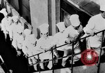 Image of calisthenics for cooks Berlin Germany, 1931, second 14 stock footage video 65675070931