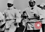 Image of calisthenics for cooks Berlin Germany, 1931, second 27 stock footage video 65675070931