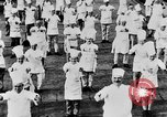 Image of calisthenics for cooks Berlin Germany, 1931, second 29 stock footage video 65675070931