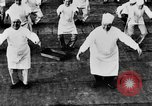 Image of calisthenics for cooks Berlin Germany, 1931, second 38 stock footage video 65675070931