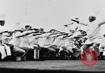 Image of calisthenics for cooks Berlin Germany, 1931, second 40 stock footage video 65675070931
