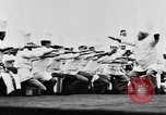 Image of calisthenics for cooks Berlin Germany, 1931, second 42 stock footage video 65675070931