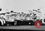 Image of calisthenics for cooks Berlin Germany, 1931, second 43 stock footage video 65675070931