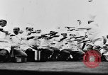 Image of calisthenics for cooks Berlin Germany, 1931, second 46 stock footage video 65675070931