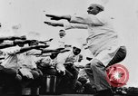 Image of calisthenics for cooks Berlin Germany, 1931, second 48 stock footage video 65675070931