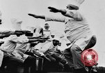 Image of calisthenics for cooks Berlin Germany, 1931, second 49 stock footage video 65675070931