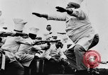 Image of calisthenics for cooks Berlin Germany, 1931, second 50 stock footage video 65675070931