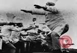 Image of calisthenics for cooks Berlin Germany, 1931, second 51 stock footage video 65675070931