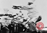 Image of calisthenics for cooks Berlin Germany, 1931, second 52 stock footage video 65675070931