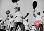 Image of calisthenics for cooks Berlin Germany, 1931, second 55 stock footage video 65675070931