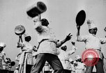 Image of calisthenics for cooks Berlin Germany, 1931, second 57 stock footage video 65675070931