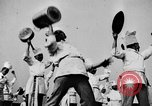 Image of calisthenics for cooks Berlin Germany, 1931, second 58 stock footage video 65675070931