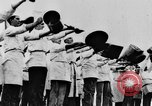 Image of calisthenics for cooks Berlin Germany, 1931, second 59 stock footage video 65675070931