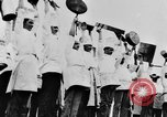 Image of calisthenics for cooks Berlin Germany, 1931, second 60 stock footage video 65675070931