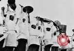 Image of calisthenics for cooks Berlin Germany, 1931, second 62 stock footage video 65675070931