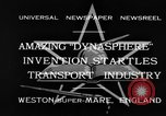 Image of Dynasphere Weston-super-Mare England United Kingdom, 1932, second 3 stock footage video 65675070938