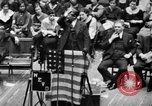 Image of strike New York United States USA, 1936, second 43 stock footage video 65675070940