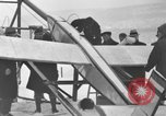 Image of rocket plane mail test Greenwood Lake New York USA, 1936, second 10 stock footage video 65675070941