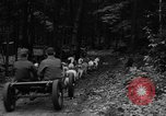Image of sled dogs Wonalancet New Hampshire USA, 1939, second 26 stock footage video 65675070946