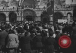 Image of mass migration Venice Italy, 1939, second 9 stock footage video 65675070952