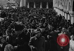 Image of mass migration Venice Italy, 1939, second 12 stock footage video 65675070952