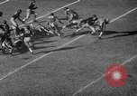 Image of American football match Jacksonville Florida USA, 1939, second 48 stock footage video 65675070955