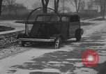 Image of air powered car Marysville Michigan USA, 1932, second 15 stock footage video 65675070962