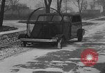 Image of air powered car Marysville Michigan USA, 1932, second 16 stock footage video 65675070962