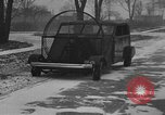 Image of air powered car Marysville Michigan USA, 1932, second 17 stock footage video 65675070962