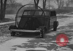 Image of air powered car Marysville Michigan USA, 1932, second 18 stock footage video 65675070962
