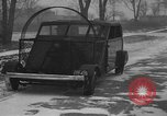 Image of air powered car Marysville Michigan USA, 1932, second 19 stock footage video 65675070962