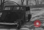 Image of air powered car Marysville Michigan USA, 1932, second 20 stock footage video 65675070962