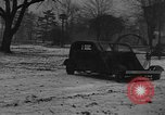 Image of air powered car Marysville Michigan USA, 1932, second 34 stock footage video 65675070962