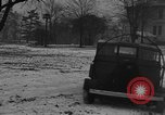 Image of air powered car Marysville Michigan USA, 1932, second 36 stock footage video 65675070962