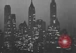 Image of skyscrapers New York City USA, 1932, second 31 stock footage video 65675070965