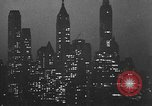 Image of skyscrapers New York City USA, 1932, second 34 stock footage video 65675070965