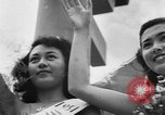 Image of carnival Japan, 1951, second 15 stock footage video 65675070975