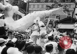 Image of carnival Japan, 1951, second 38 stock footage video 65675070975