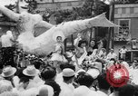 Image of carnival Japan, 1951, second 41 stock footage video 65675070975