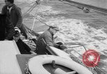 Image of yachts English Channel, 1951, second 19 stock footage video 65675070977