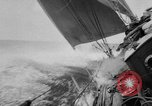 Image of yachts English Channel, 1951, second 27 stock footage video 65675070977