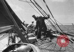 Image of yachts English Channel, 1951, second 32 stock footage video 65675070977